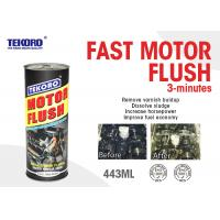 China Fast Motor Flush / Engine Cleaner Additive For Diesel And Turbo Charged Engines wholesale