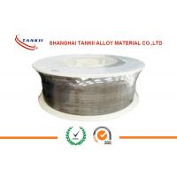 Quality Bright Nicrti 45CT Thermal Spray High Heat Wire Not Powder For Boiler Tubes for sale