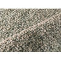 China JS1644 Woven Technics Wool Blend Fabric For Winter Coat 57/58 Inch wholesale