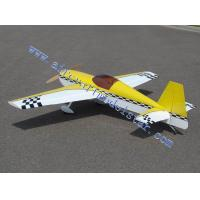 "China Extra 260 50cc Professional balsa wood plane model manufactory,85"" rc plane model wholesale"