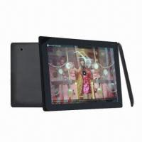 China 10.1 Dual-coreTablet PC, Android 4.0 NaKed Eye 3D Display, TI OMAP4470/2GB RAM/1920*1200 IPS/BT 4.0 on sale