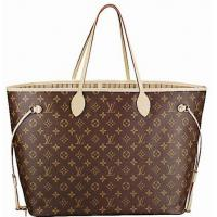 Quality Louis Vuitton Monogram Canvas Neverfull bag for sale
