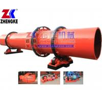 China Slag rotary dryer with excellent fabrication wholesale