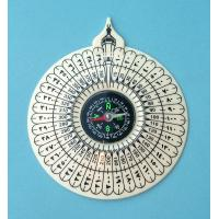 Quality qibla compass 70MM with factory lowest price for muslim for sale