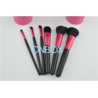 Quality Tube Shaped Luxury Packaging Boxes Lady Cosmetic Case For Makeup Brush Set for sale