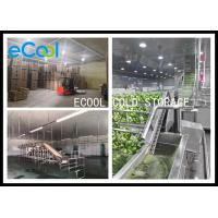 China Polyurethane Panel Multipurpose Cold Storage For Vegetable Environment Protective wholesale