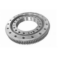 China RKS.21.0641 TurntableFour Point Contact Ball Bearing With External Gear wholesale