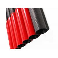 China Light Weight Carbon Fiber Telescopic Pole For Electrical And Electronic Markets wholesale