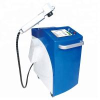 China Portable 100w Rust Cleaning Laser Machine With Ce FDA Certification wholesale