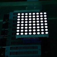 China 8 x 8 Dot-matrix LED Display, Available in Pure Green/White, Suitable for Elevator Display wholesale