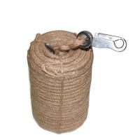 China CCS Certificate Marine Fire Fighting Fireman Lifeline 30M Twine / Hemp With Hook wholesale