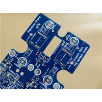 Buy cheap Heavy Copper PCB Built On FR-4 Substrate With 3 OZ Weight from wholesalers