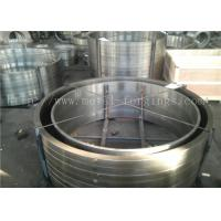 China EN10084 18CrMo4  DIN 1.7243 ASTM A572 Grade12 Gr11 Forged Ring Bar Machined wholesale