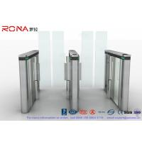 China Durable Speed Gate Turnstile Pedestrian Management Automated Systems Long Lifespan wholesale