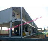 China Economic Light Weight Prefabricated Steel Structure Pre-Engineered Building Prefab House wholesale