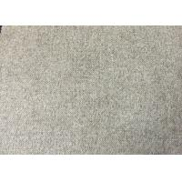 China 57/58 Inch Double Knit Fabric , Double Wool Crepe Fabric Breathable wholesale