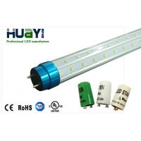 China Alumiunum Ra80 3300lm 5000K 6ft 30 Watt Fluorescent Tube t10 For Institution Buildings wholesale