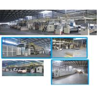 China 2/3/5/7 Layers Corrugated Cardboard Machines With 1400-2500mm Width wholesale
