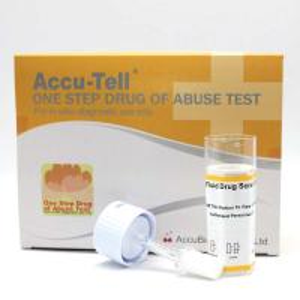 China Accu-Tell® Multi-Drug Rapid Test Saliva Cup wholesale