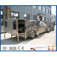 China 5000LPH Soft Drink Production Line For Soft Drink Manufacturing Process on sale