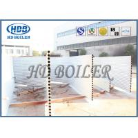 China Positive Tolerance Premium Bare Tube Water Wall Panels For Waste Heat Recovery Boilers wholesale