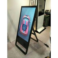 China Restaurant Lcd Poster Display , 43 Inch Flexible Foldable Retail Digital Signage Restaurant Lcd Poster Display wholesale