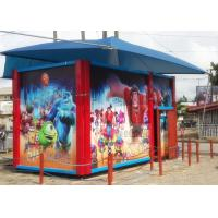 China Mini 4D Movie Theatre with Beautiful Cinema Cabin for Outdoor Use wholesale