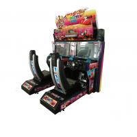 China Car Racing Game Machines , Outrun Arcade Machine With Iron Appearance wholesale