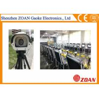 Mobile Vehicle Inspection System , Surveillance Vehicle Equipment 180 Degrees View Angle