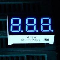 China 7 Segment LED Display with 0.36 Inch 3 Digits, Generally Used for Digital Indicators wholesale