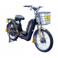 China Chile Popular Simple 48V12A GEL Battery 450W Loading Adult Electric Bike wholesale