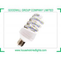 China 9 Watt RA 80 Household LED Lights Luminous Flux 750lm Spiral Corn Bulb Design wholesale