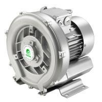 China 1.3 Kw 1.5 Kw 3 Phase Goorui Side Channel Blower , Electric Pump Vacuum Air Blower wholesale