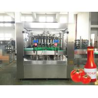 China Ketchup Automatic Liquid Filling Machine wholesale