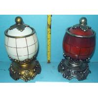 China Polyresin Candle Holder(AL51670) wholesale