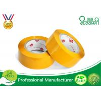 China Waterproof BOPP Packing Tape Professional 40mic Clear Waterproof Adhesive Tape wholesale
