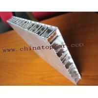 China Aluminium Honeycomb core panel for ship, marine Aluminium Hongeycomb panel wholesale