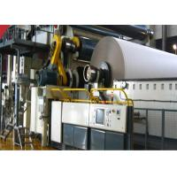 China PLC Automatic Paper Machine , Three Layer A4 Size Paper Manufacturing Machine wholesale
