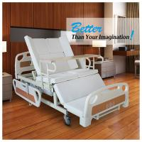 China ABS Side Rail Remote Control Beds Adjustable For Bedridden MD-E39 wholesale