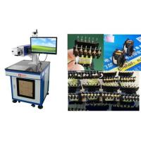China High Frequency Transformers Laser Peeling Machine / Laser Stripping Machine for Triple Insulated Wire wholesale
