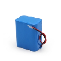 China 12V NMC 6000mAh Rechargeable Lithium Battery Pack Deep Cycle wholesale