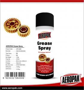 China AEROPAK 500ML aerosol spray can Multi purpose lubrcant Grease Spray wholesale