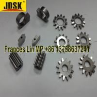 China Factory customized high quality small gear for noodle making machine on sale