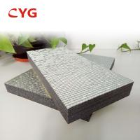 China Ductwork Insulation HVAC Insulation Foam Closed Cell Cross Linked 25-300kg/m3 Density wholesale