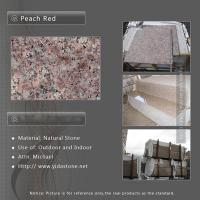 China Peach Red Granite wholesale