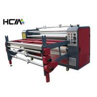 China 200mm Roller Heat Printing Machine Heat Transfer Paper Printing Machine For Bags on sale