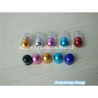 China Aluminum Foil Clear Plastic Pill Bottles / Pill Vial Gelatin Capsule Packing wholesale