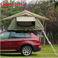 China 3 - 4 Person car Top Tent Water resistance polyester wholesale
