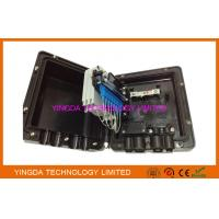China 1 x 2 Bare Fiber Cable Joint Box , 36 Cores Optical Fiber Distribution Box For Drop Cable on sale