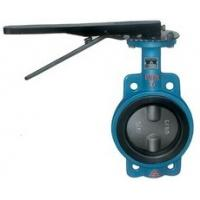 China Double Eccentric Wafer Butterfly Valves Stainless Steel DN80 Motorized on sale